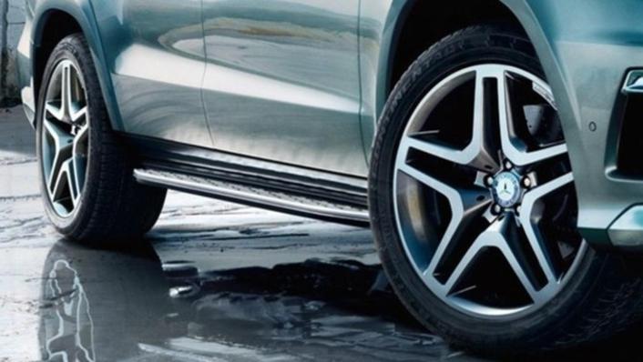Mercedes-Benz GL-Class 2020 Exterior 004