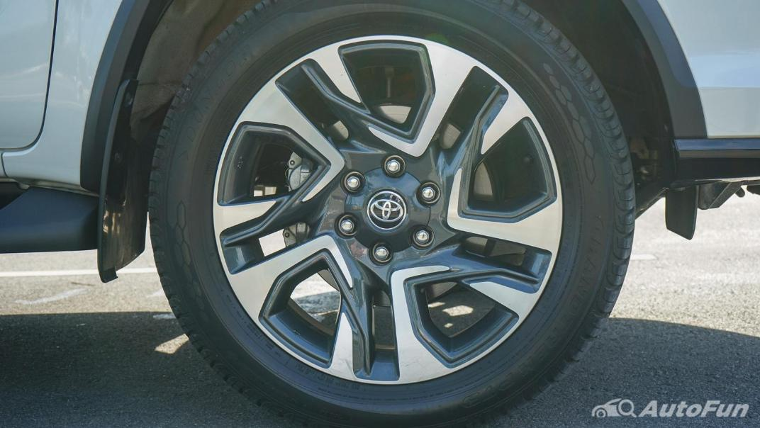 2020 Toyota Fortuner 2.8 Legender 4WD Exterior 039
