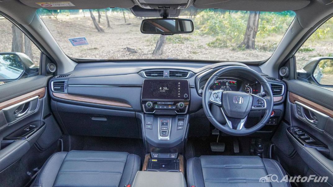 2020 1.6 Honda CR-V DT-EL 4WD Interior 001