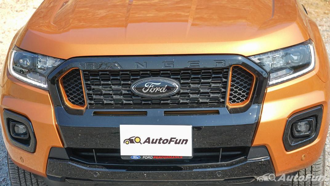 2020 Ford Ranger Double Cab 2.0L Turbo Wildtrak Hi-Rider 10AT Exterior 009