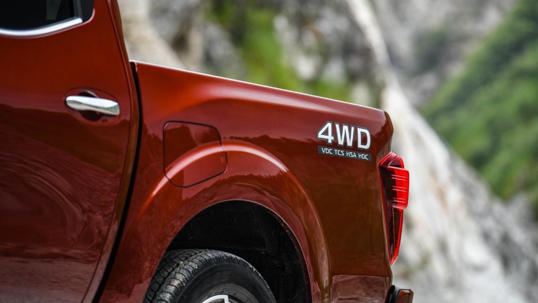 2021 Nissan Navara Double Cab 2.3 4WD VL 7AT Exterior 099