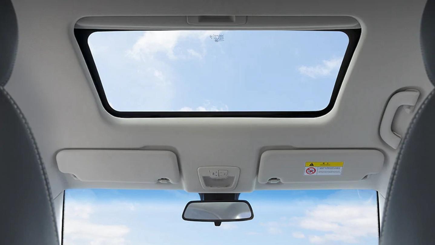 Chevrolet Captiva 2020 Interior 001