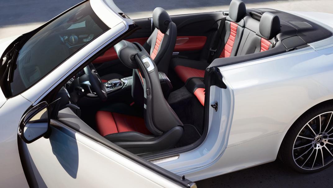 2021 Mercedes-Benz E-Class Cabriolet E 200 AMG Dynamic Exterior 004