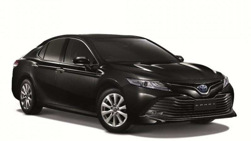 New 2019 Toyota Camry ยอดเยี่ยมด้วยโครงสร้างทีเอ็นจีเอ 02