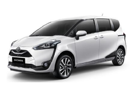 2020 Toyota Sienta 1.5L V