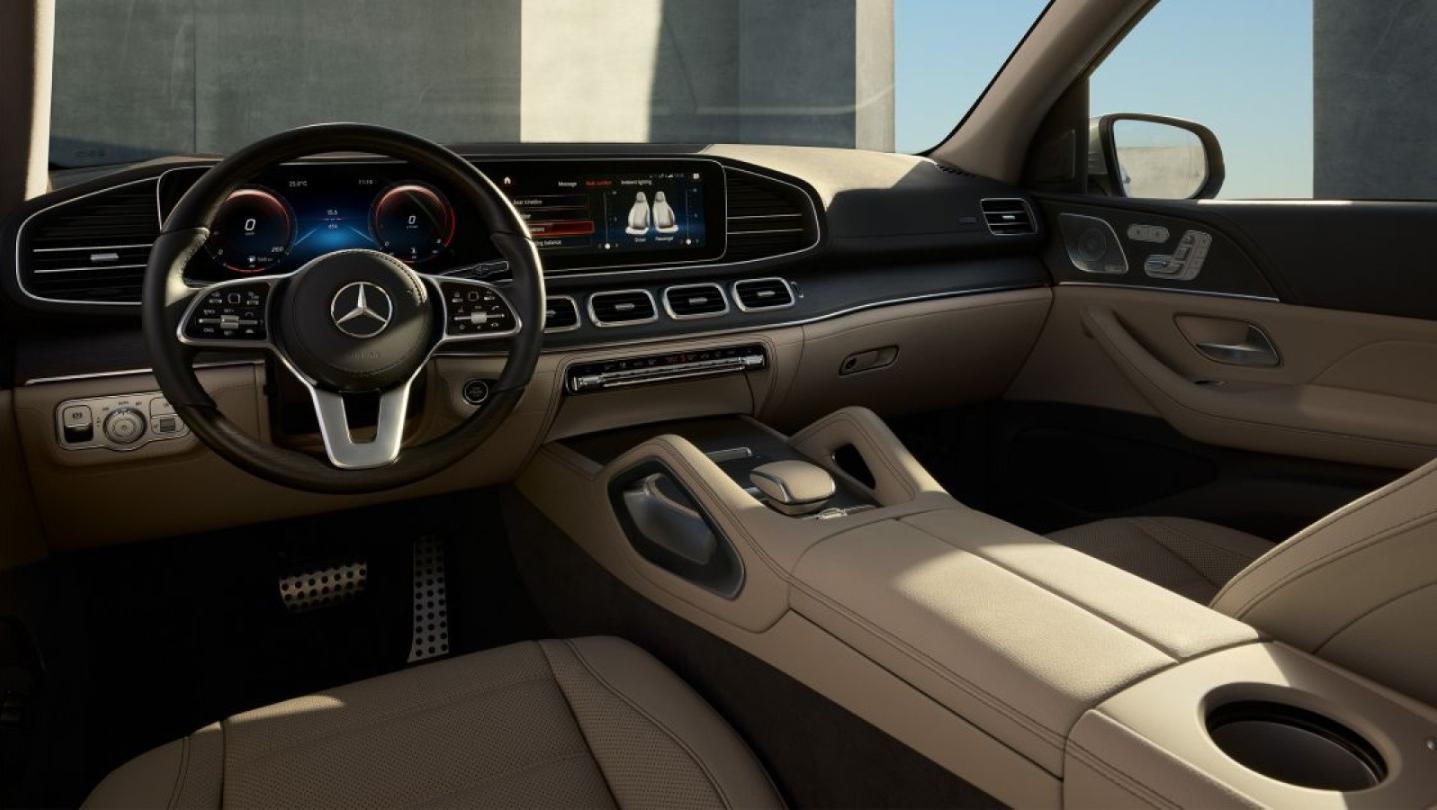 Mercedes-Benz GLS-Class 2020 Interior 001