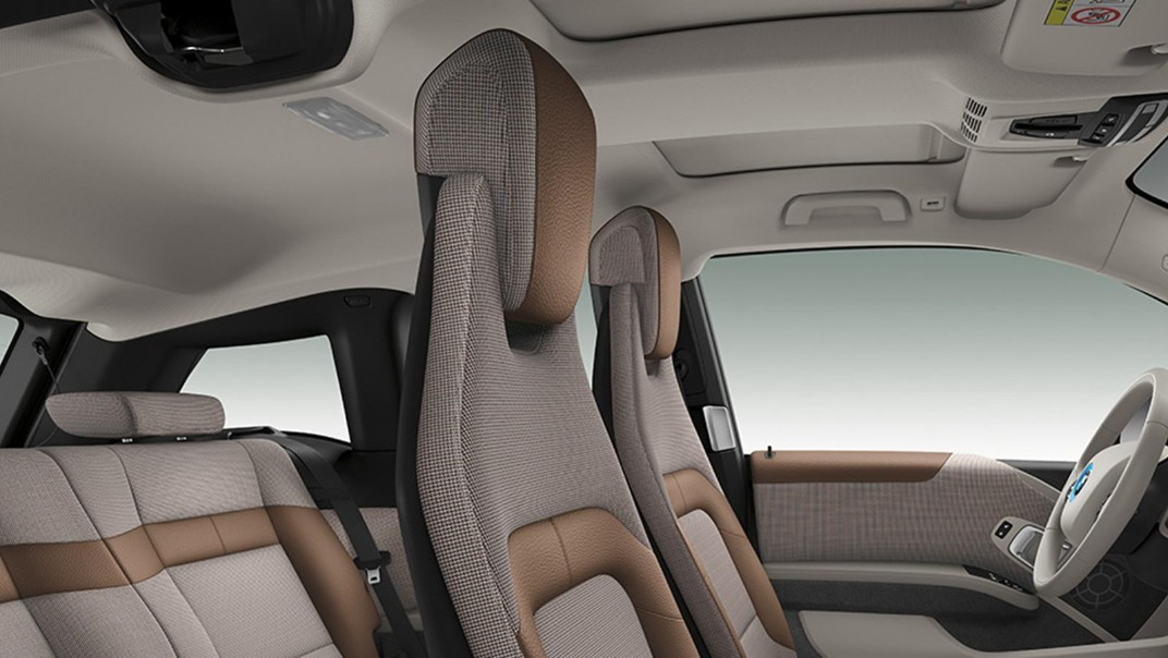 BMW I3S 2020 Interior 004