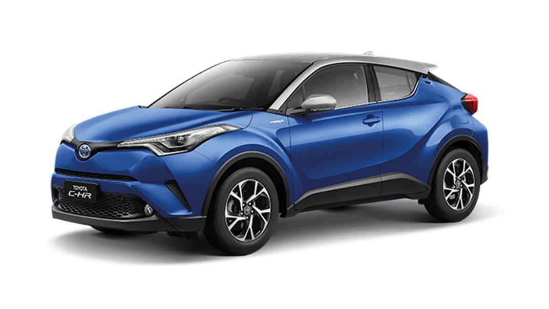 2021 Toyota C-HR Hybrid Premium Safety Exterior 021