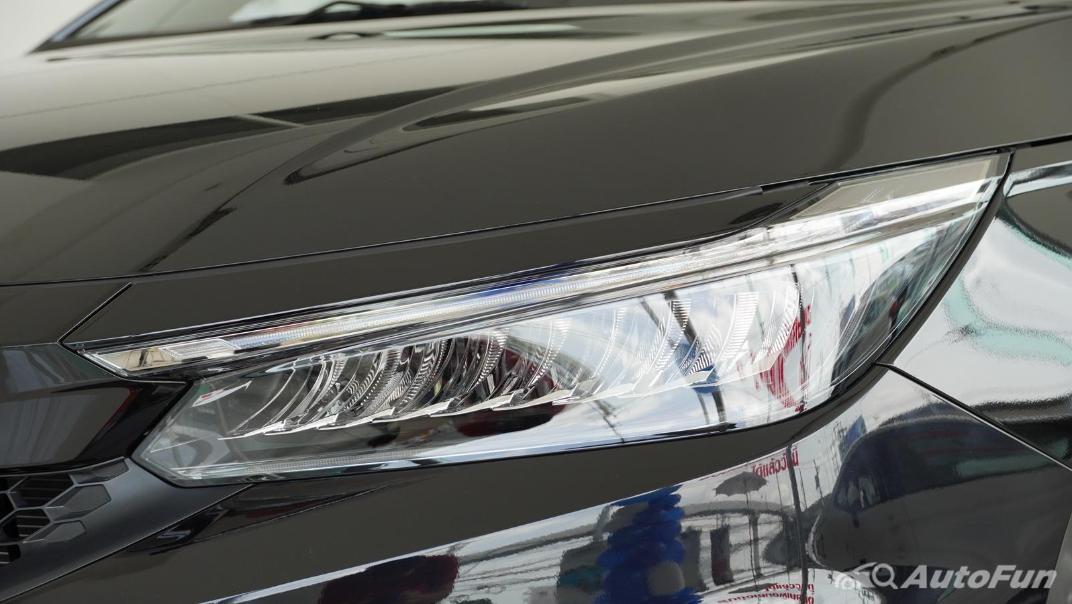 2021 Honda City Hatchback e:HEV RS Exterior 050