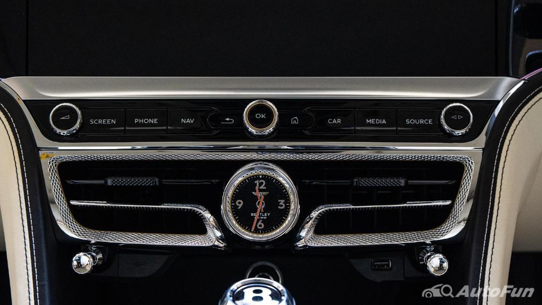2020 Bentley Flying Spur 6.0L W12 Interior 016