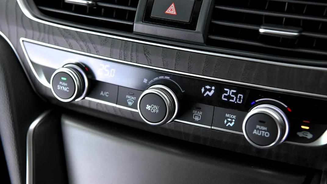 2021 Honda Accord 1.5 Turbo EL Interior 093