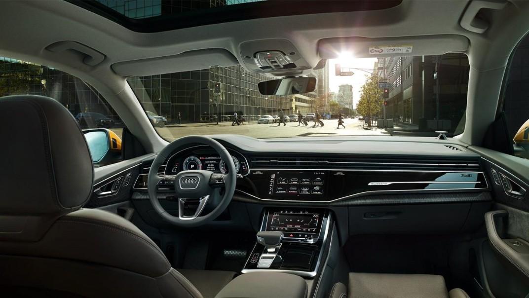 Audi Q8 2020 Interior 001