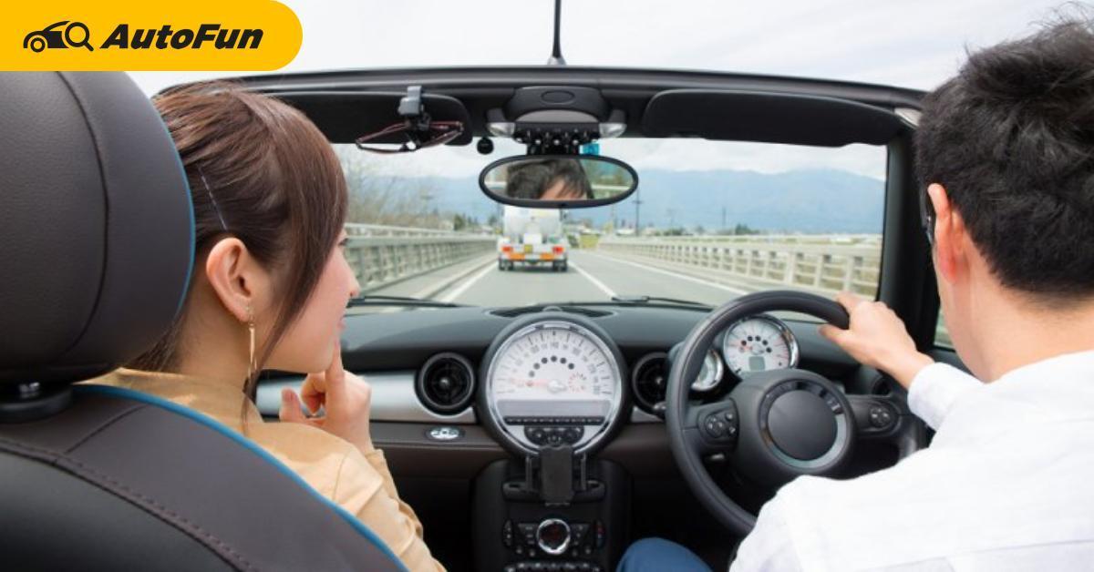 10 พฤติกรรมขับรถที่ผู้ชายควรรู้ไว้ ว่าขับแบบนี้คุณผู้หญิงเขาไม่ชอบ 01