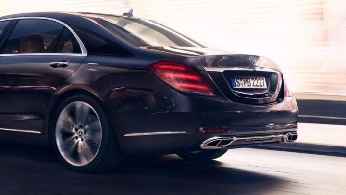 Mercedes-Benz S-Class 2020 Exterior 007