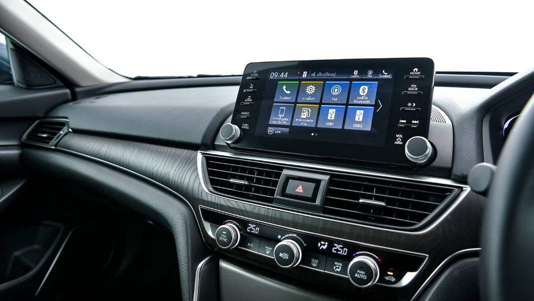 2021 Honda Accord 1.5 Turbo EL Interior 090
