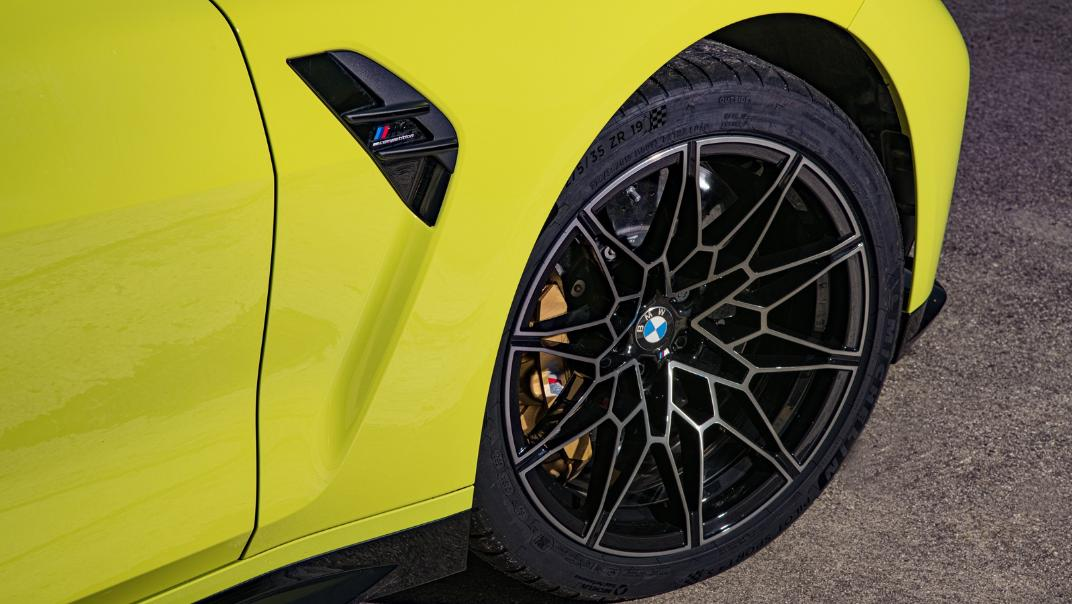 2021 BMW M4 Coupe Competition Exterior 028