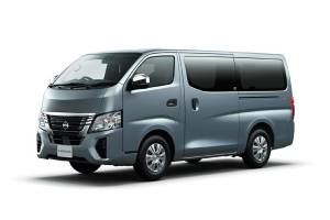 2022 Nissan Urvan ปรับใหม่ไว้ใส่เดี่ยว Toyota Hiace – Commuter