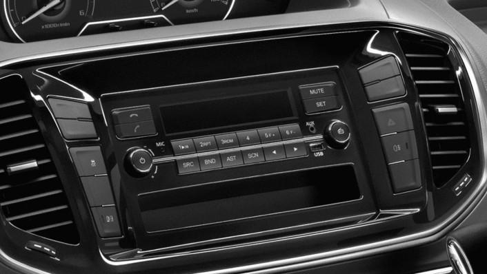 MG V80 2020 Interior 007