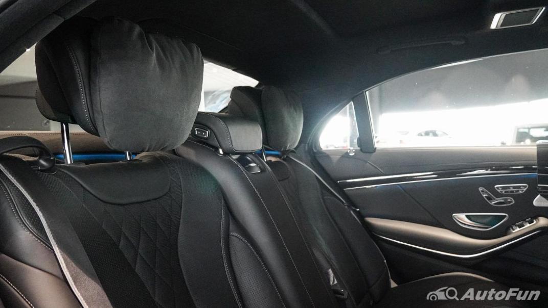 Mercedes-Benz S-Class S 560 e AMG Premium Interior 059