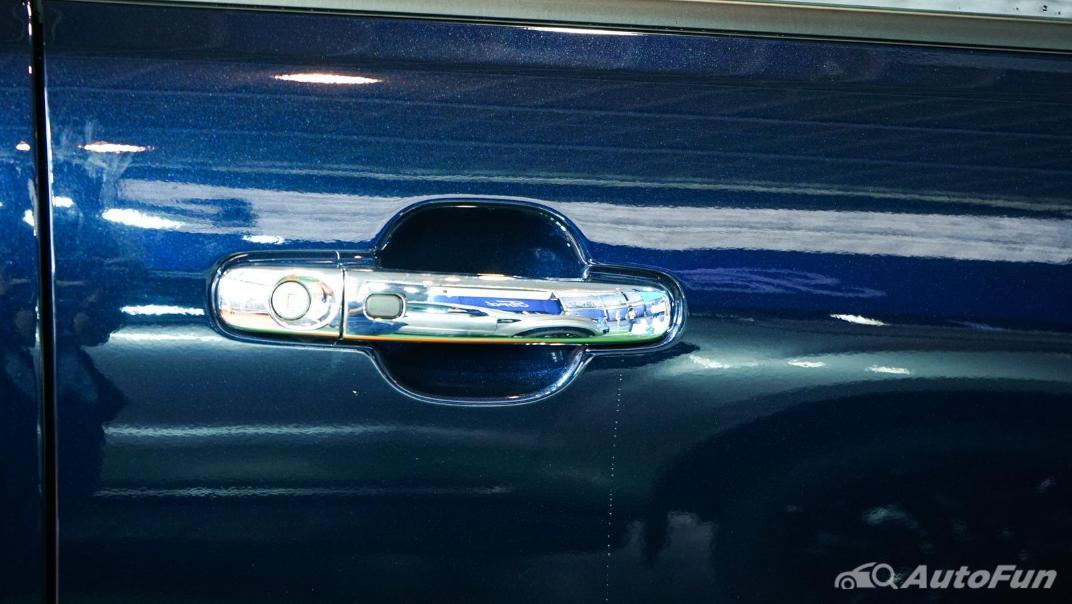 2021 Ford Everest Titanium+ Exterior 029