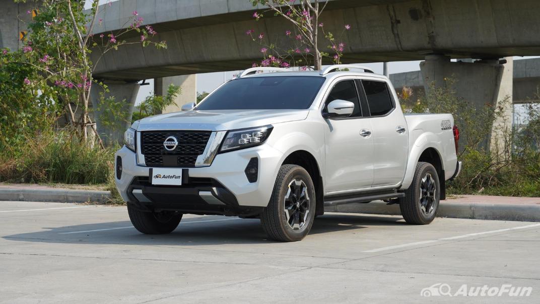 2021 Nissan Navara Double Cab 2.3 4WD VL 7AT Exterior 001