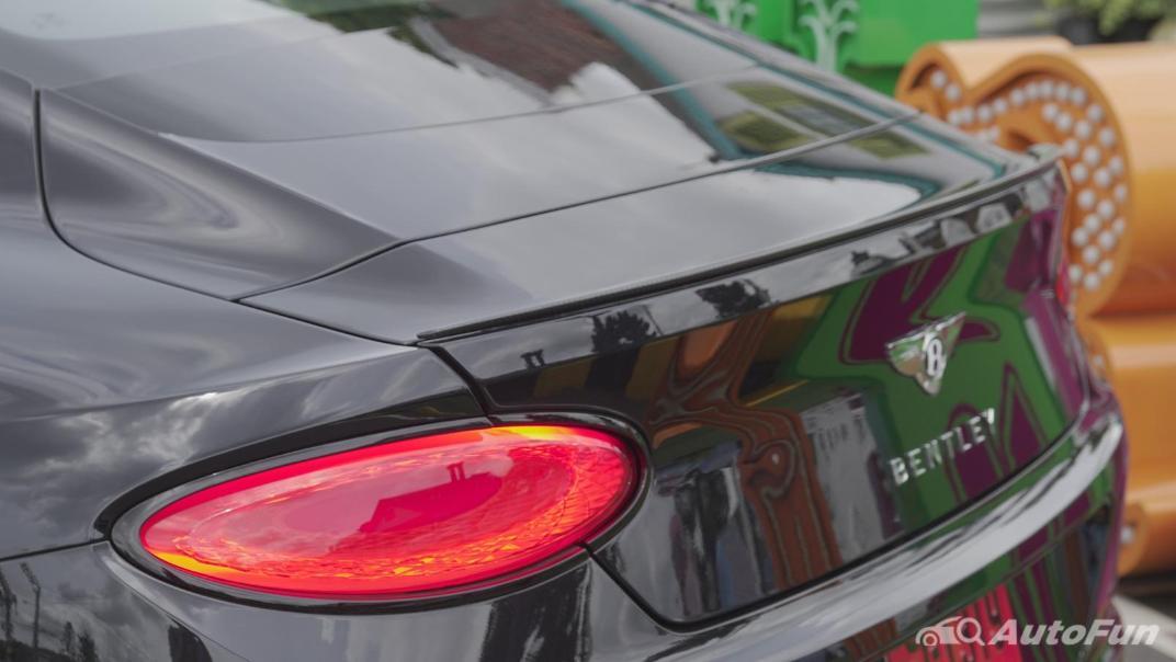 2020 Bentley Continental-GT 4.0 V8 Exterior 034
