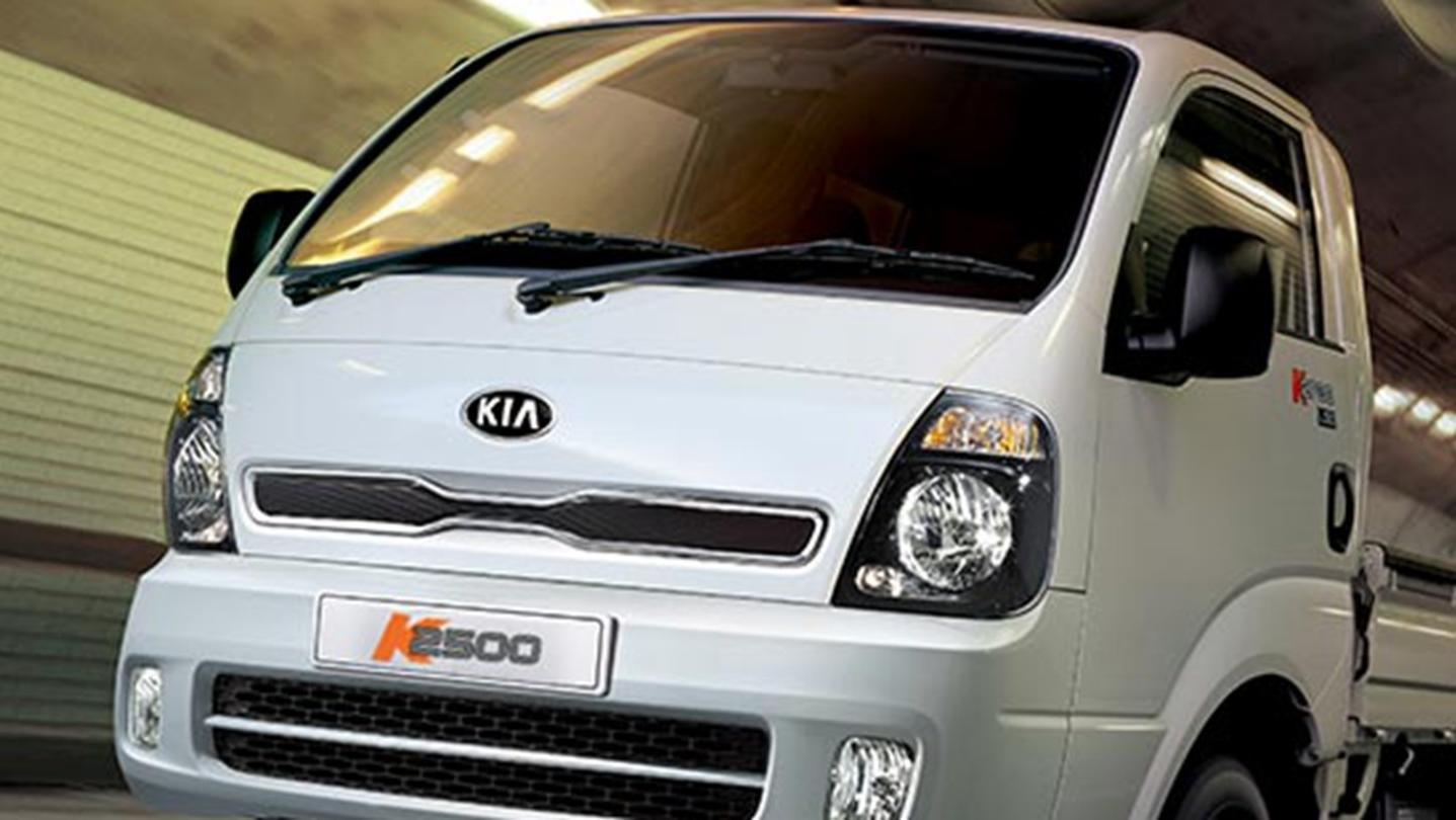 Kia K2500 2020 Exterior 004