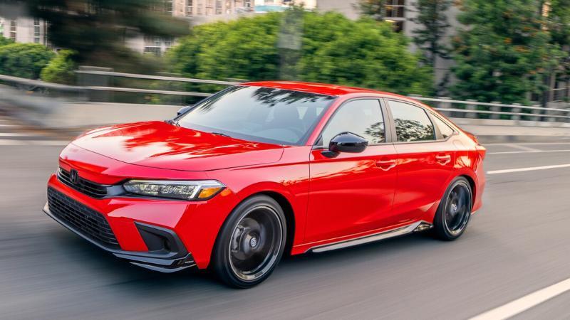 เทียบอัตราเร่ง 2022 Honda Civic ใหม่แข่ง 2020 Honda Accord บอกเลยมีเซอร์ไพรส์! 02