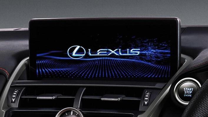 Lexus NX Public 2020 Interior 004