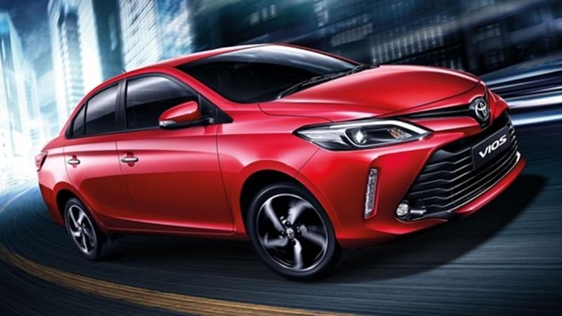 New 2019 Toyota Vios (2019 โตโยต้า วีออส)