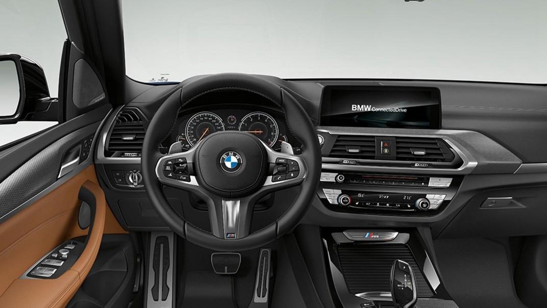 BMW X3-M 2020 Interior 002