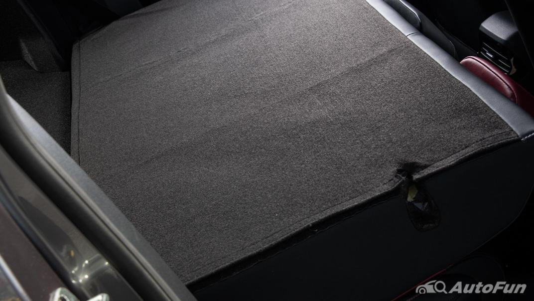 2021 MG 5 Upcoming Version Interior 077