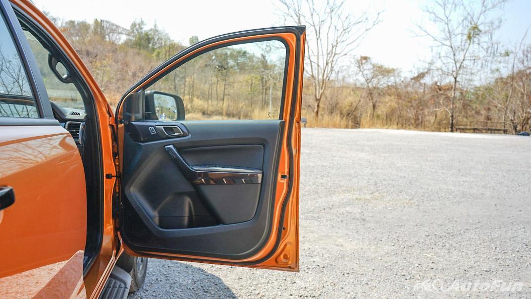 2020 Ford Ranger Double Cab 2.0L Turbo Wildtrak Hi-Rider 10AT Interior 046