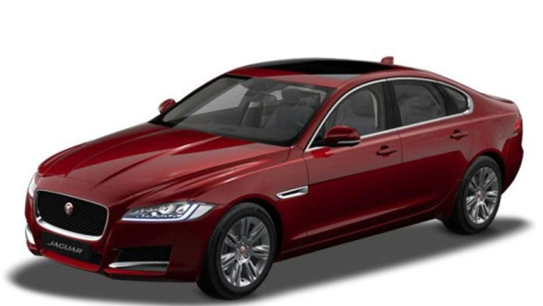 Jaguar XF 2020 Others 013