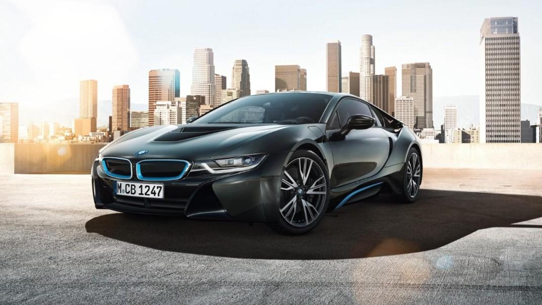 BMW I8 Public 2020 Exterior 001