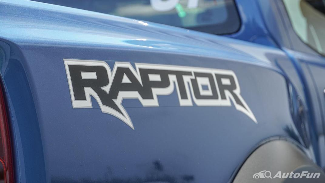 Ford Ranger Raptor 2.0L EcoBlue Exterior 026