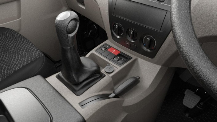 Tata Super Ace Mint 2020 Interior 002