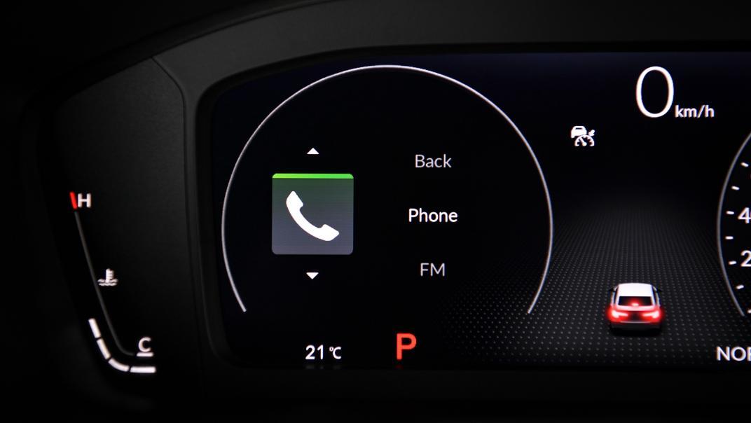 2022 Honda Civic RS Interior 036
