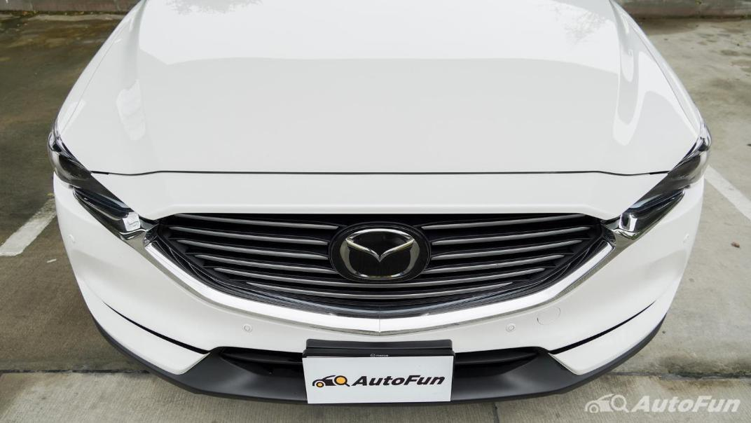 2020 Mazda CX-8 2.5 Skyactiv-G SP Exterior 009