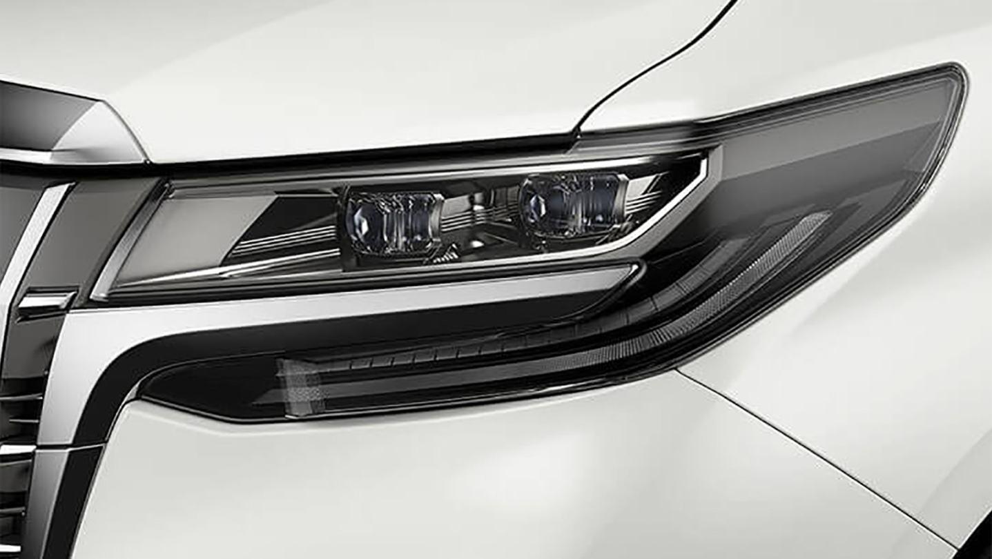 Toyota Alphard 2020 Exterior 002