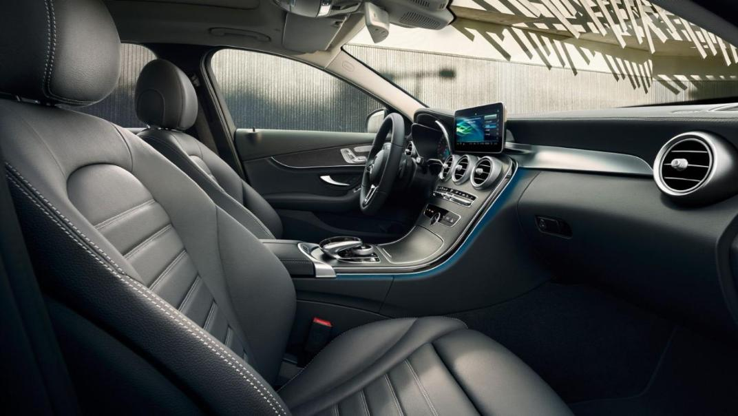 Mercedes-Benz C-Class Saloon 2020 Interior 014