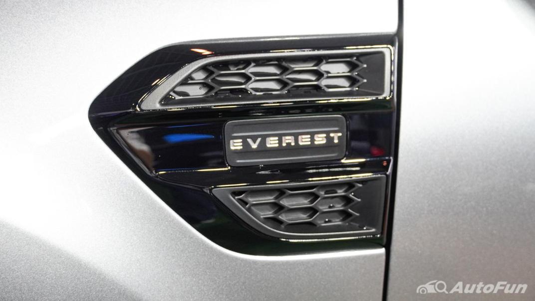 2021 Ford Everest Titanium+ Exterior 016