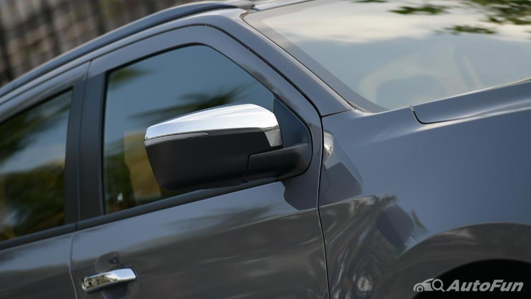 2021 Mazda BT-50 Pro Double Cab 3.0 SP 6AT 4x4 Exterior 019