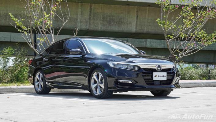 2020 Honda Accord Hybrid Tech Exterior 003