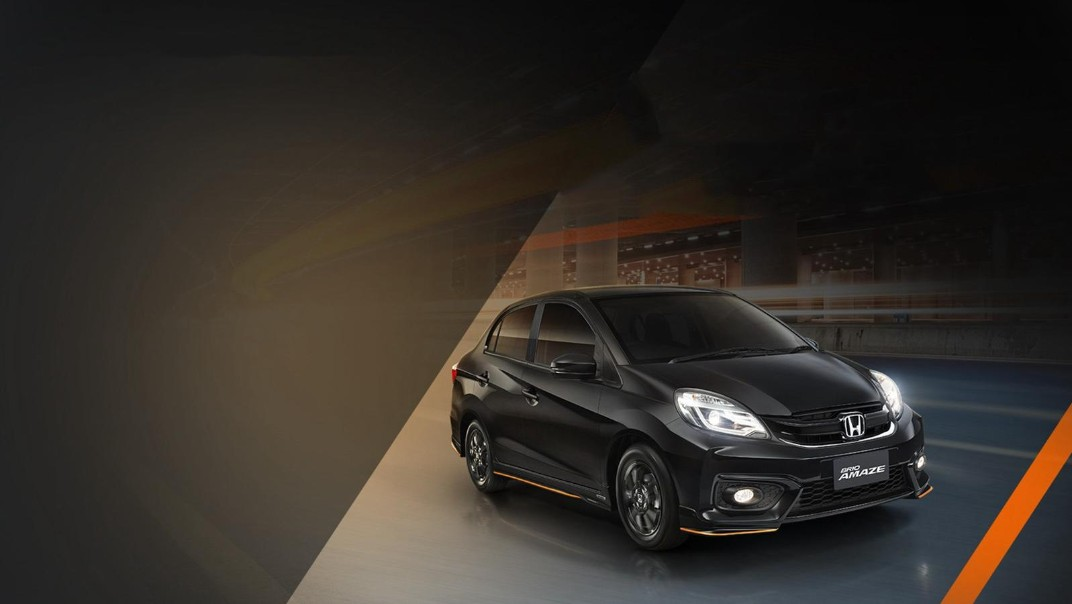 Honda Brio-Amaze 2020 Exterior 003