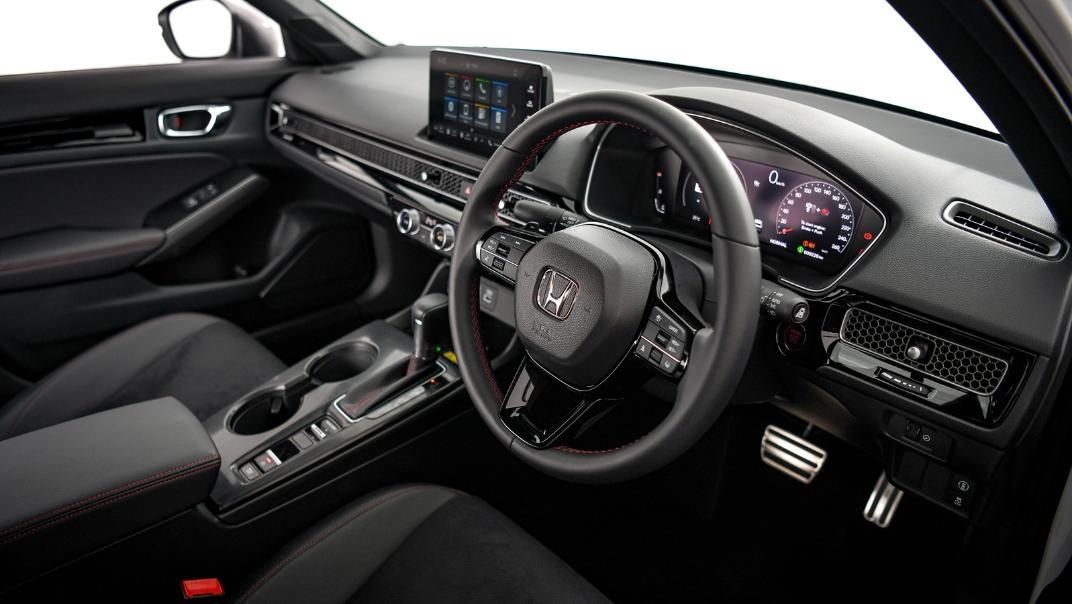 2022 Honda Civic RS Interior 054