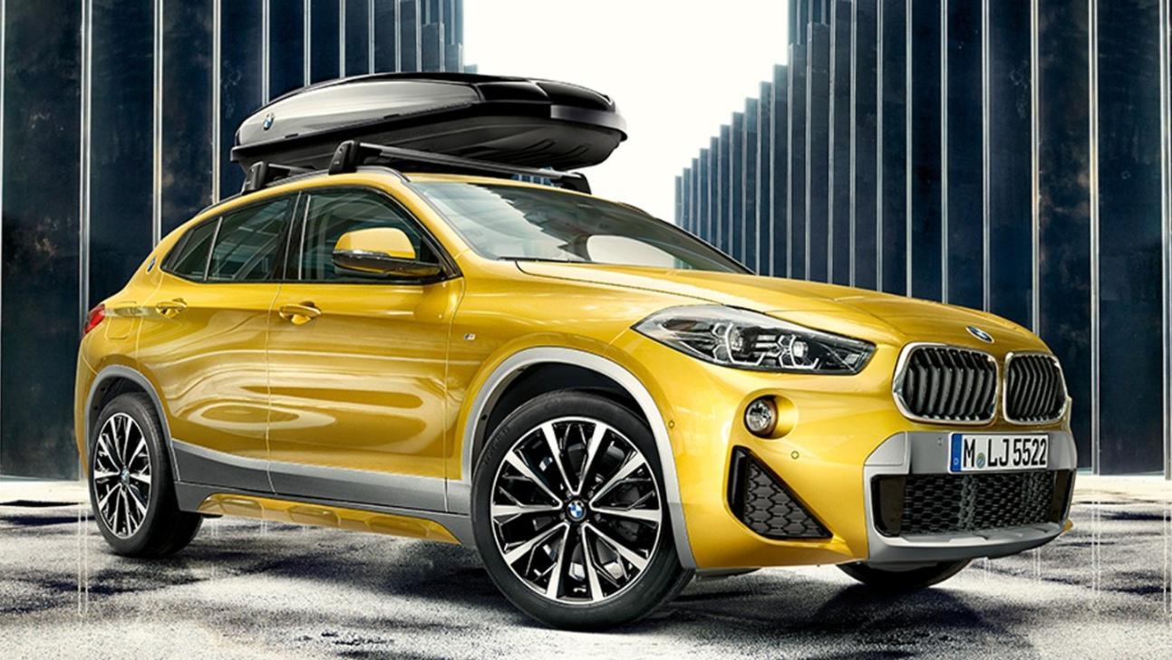 BMW X2 2020 Exterior 004