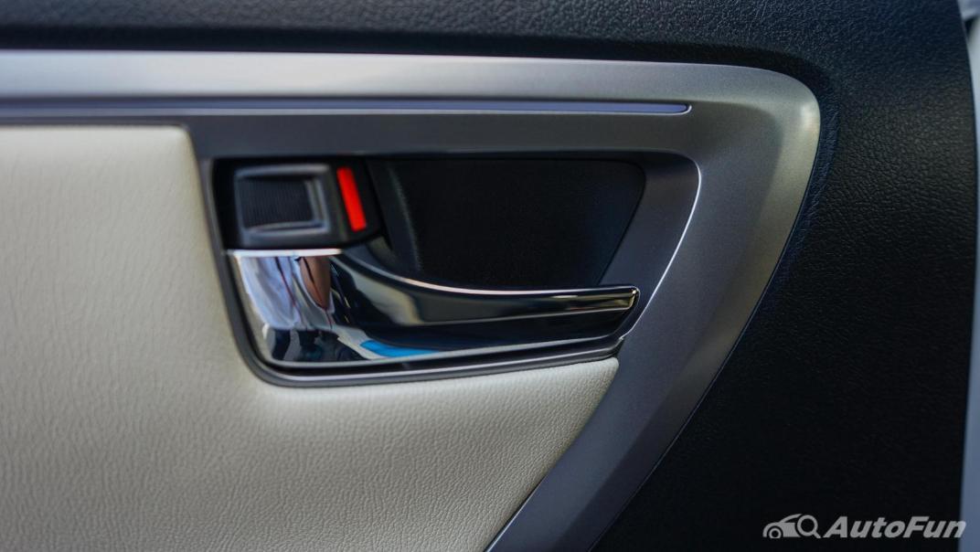 2020 Toyota Fortuner 2.8 Legender 4WD Interior 075
