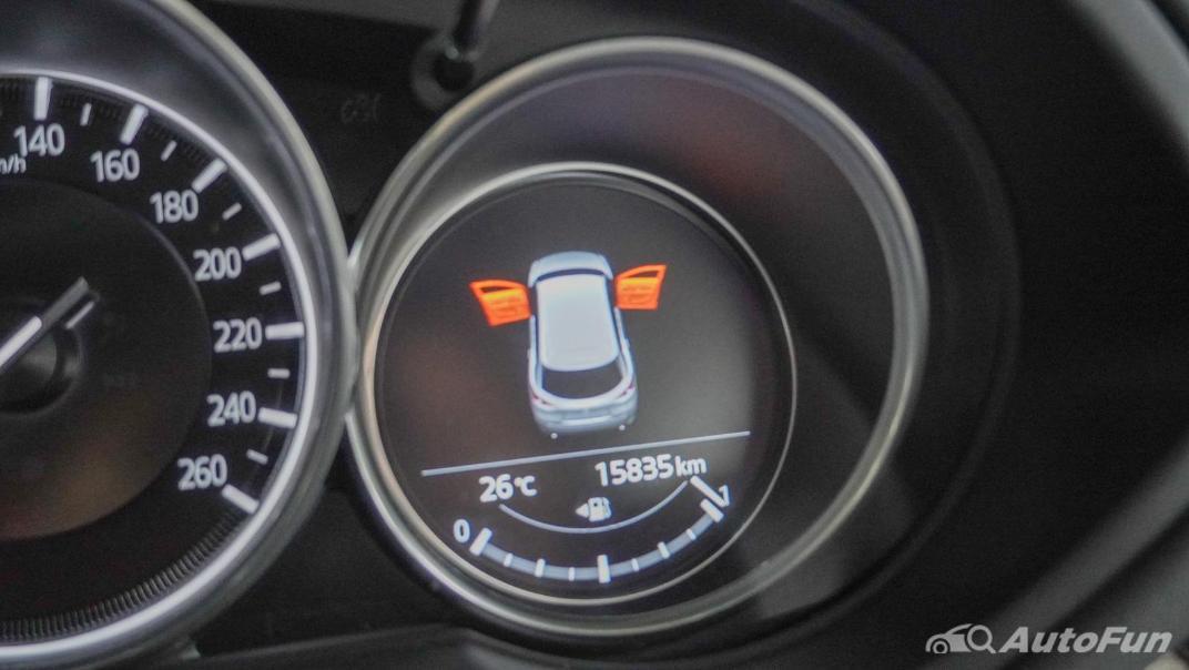 2020 Mazda CX-8 2.5 Skyactiv-G SP Interior 011