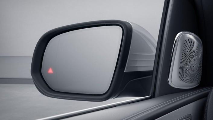 Mercedes-Benz GLS-Class 2020 Interior 007